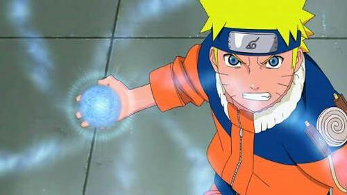Qual ninja ensinou Naruto o Rasengan?