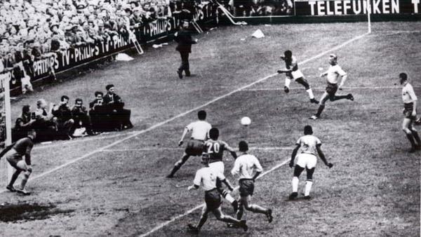 Où s'est joué la finale du Mondial 1958 ?