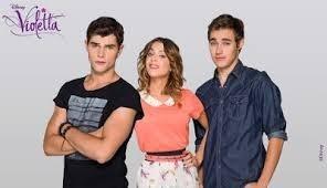Violetta va-t-elle sortir avec Leon ou Diego ?