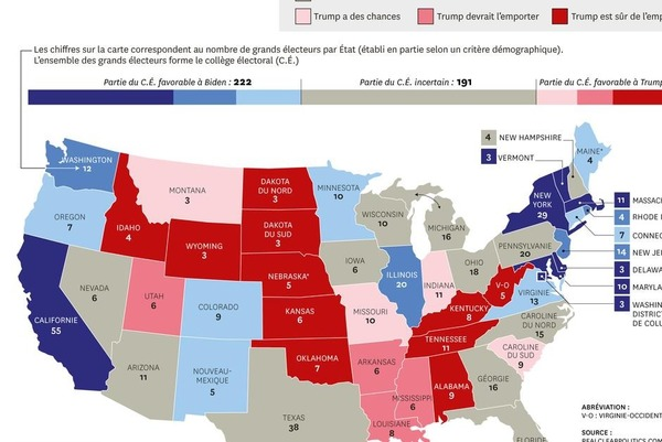 How many electors there are in united states ?