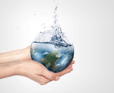 Qual a porcentagem de água doce no planeta Terra ?
