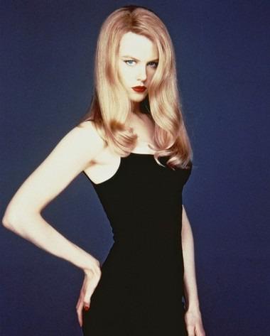 Dans lequel de ces films Nicole Kidman n'a-t-elle pas joué ?