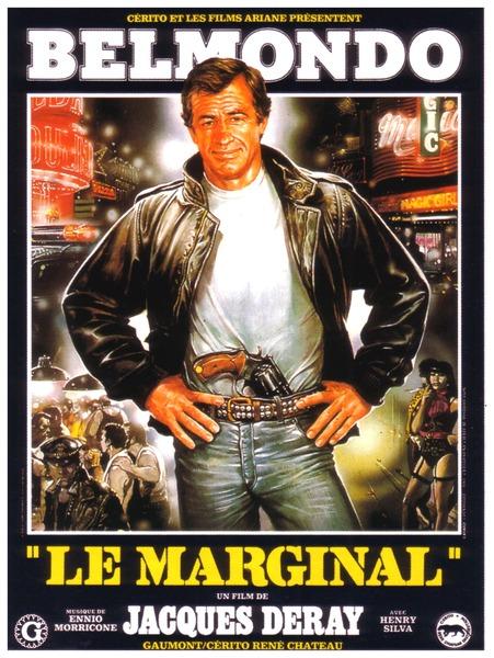 """""""Le Marginal"""" est le dernier film qu'il tourne pour Jacques Deray."""