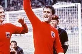 Lors de cette finale, cet anglais va inscrire 3 buts. Il s'agit de ?