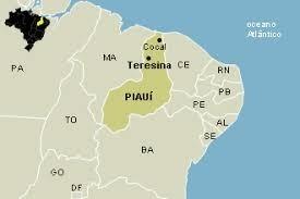 Com quais estados o Piauí faz limite?
