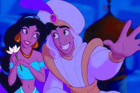 C'est quoi le cadeaux que Aladdin donne a la princesse ?