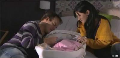 Comment se nomme la petite fille de J.Paul et Samia Boher ?