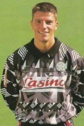 Pour quel club Grégory Coupet a-t-il quitté les verts en 1997 ?