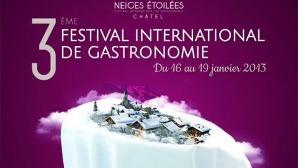 """Qui est le chef savoyard, parrain de la 5ème édition des """"Neiges étoilées"""" qui se déroule dans la station  de Châtel du 19 au 22 janvier 2016 ?"""