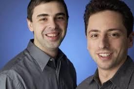 Quem foram os fundadores do Google?