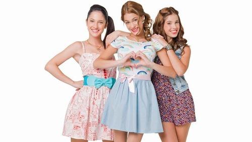 Ki Violetta legjobb barátnői?