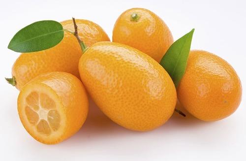 Vad heter frukten på bilden?