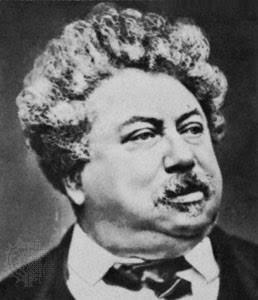Where did Alexandre Dumas die ?