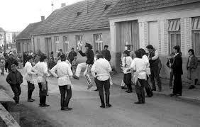 Aké mužské tance nechýbali počas fašiangov?