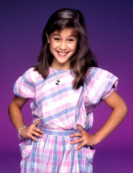 Quelle jeune actrice tenait le rôle de Samantha ?