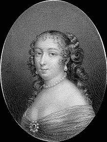 Quel était le nom de la femme que Richelieu aimait ?