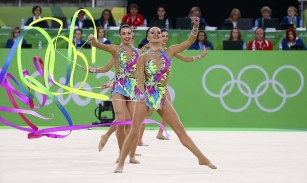 Qual o nome do esporte olímpico ?