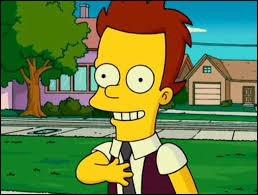 """Dans """"Les Simpsons le film"""", comment s'appellent le """"petit copain de Lisa"""" ?"""
