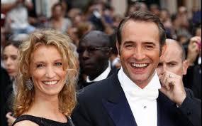 En quelle année Jean Dujardin et Alexandra Lamy ont-ils divorcé ?