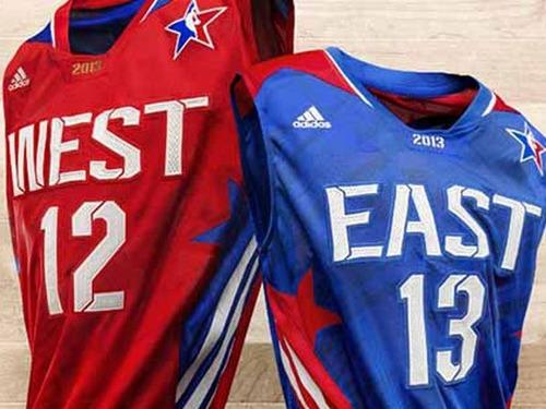 Combien d'équipes la NBA compte-t-elle dans ses rangs (West /East) ?