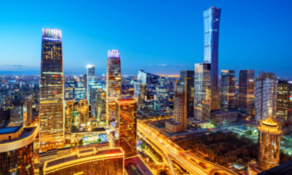 Combien de personnes vivent à Pékin ? (source datant de 2018)