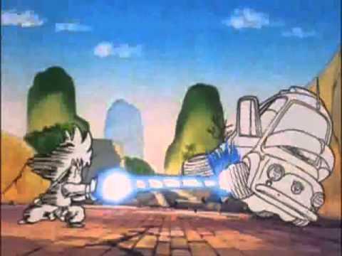 Como se chama o principal ataque de Goku?