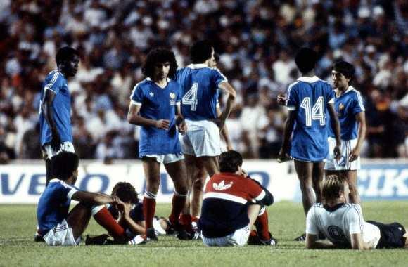 Quel est le premier joueur français à tirer lors de cette séance ?