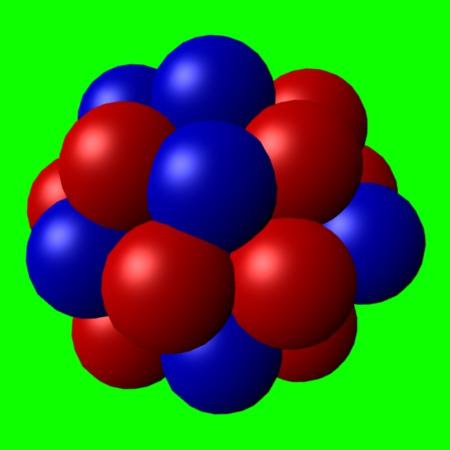 Quelles sont les charges contenues dans un noyau ?