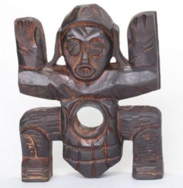 Vrai ou faux, le totem en photo est celui de Koh Lanta, les 4 terres ?