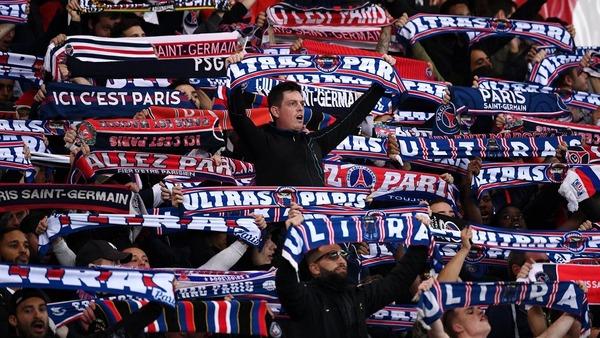 Lequel n'a jamais été un groupe de supporters du PSG ?