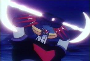 Initialement, le robot Goldorak appartenait à l'empire de Véga.