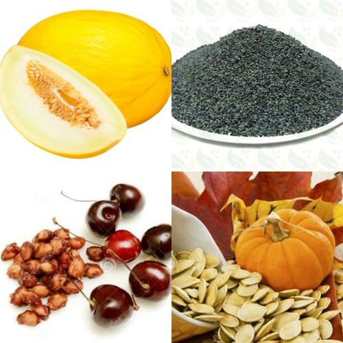 A semente de qual destes alimentos pode prejudicar a saúde de uma pessoa ?