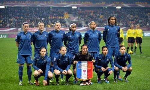 Quelle est cette équipe féminine ?