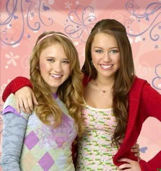 Comment s'appelle la meilleure amie de Miley ?