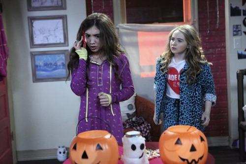 Do a Riley mais tinha medo no primeiro episódio de halloween da série ?