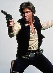 Dans quelle saga cinématographique trouve-t-on le personnage de Hans Solo ?