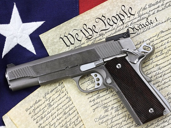 in the republican party, are the weapons accepted ?