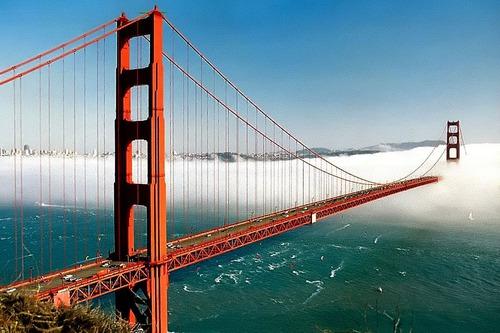 Où se situe le Golden Gate Bridge ?