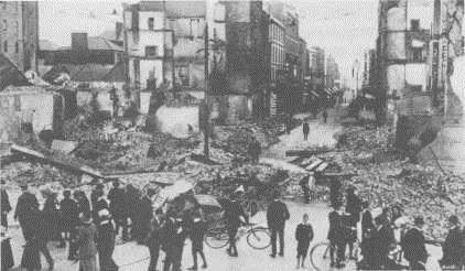 En quelle année a eu lieu le fin du conflit nord-irlandais ?