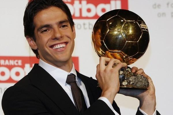 Il est le vainqueur du Ballon d'Or 2007, c'est ?