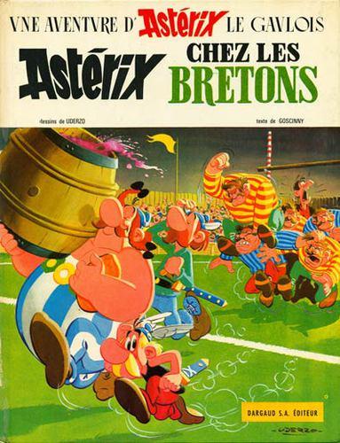 """L'album """"Astérix chez les Bretons"""", paru en 1966, s'est vendu en combien d'exemplaires ?"""