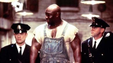 Comment s'appelle le colosse joué par Michael Clarke Duncan ?