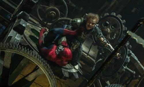 """Dans """"The amazing spider man 2"""" c'est qui Greengoblin ?"""