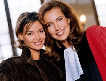 Quel était le rôle Ingrid Chauvin dans la série Femmes de loi ?