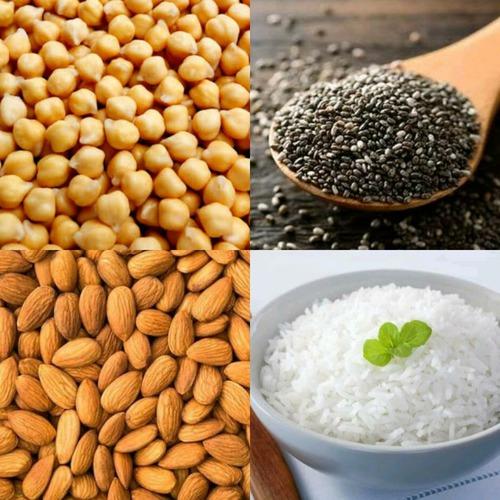 Lembra do tal cianeto de hidrogênio ? Em qual desses alimentos você acha que ele está presente ?