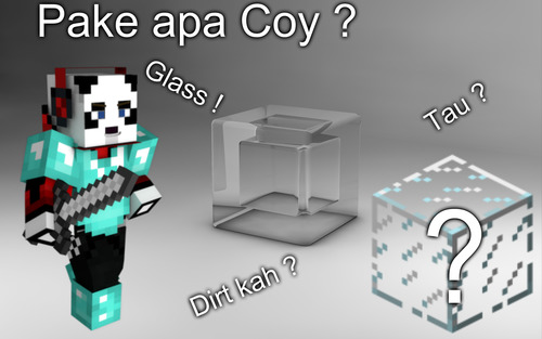 Apa yang digunakan Untuk membuat Kaca ?
