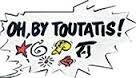 Le dieu Teutatès aussi nommé Toutatis est un dieu...