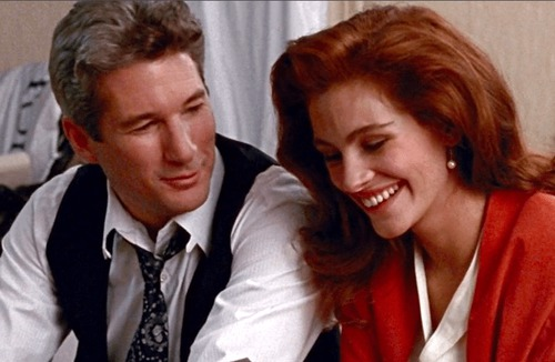Julia Roberts et Richard Gere sont amoureux dans ?