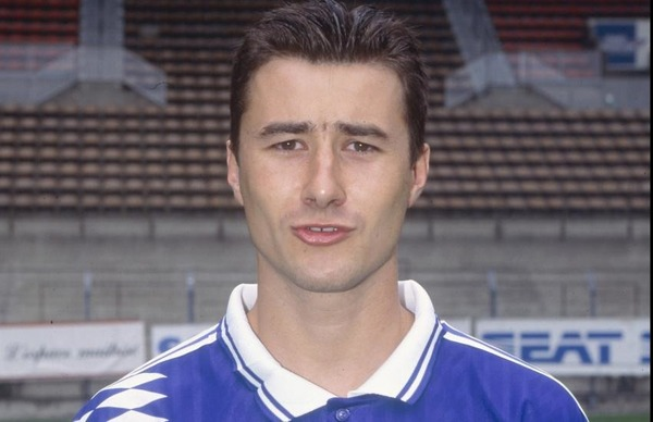 Pour quel club Marc Keller a-t-il quitté le RCS en 1996 ?