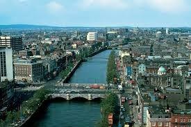 Dublin est la capitale de...